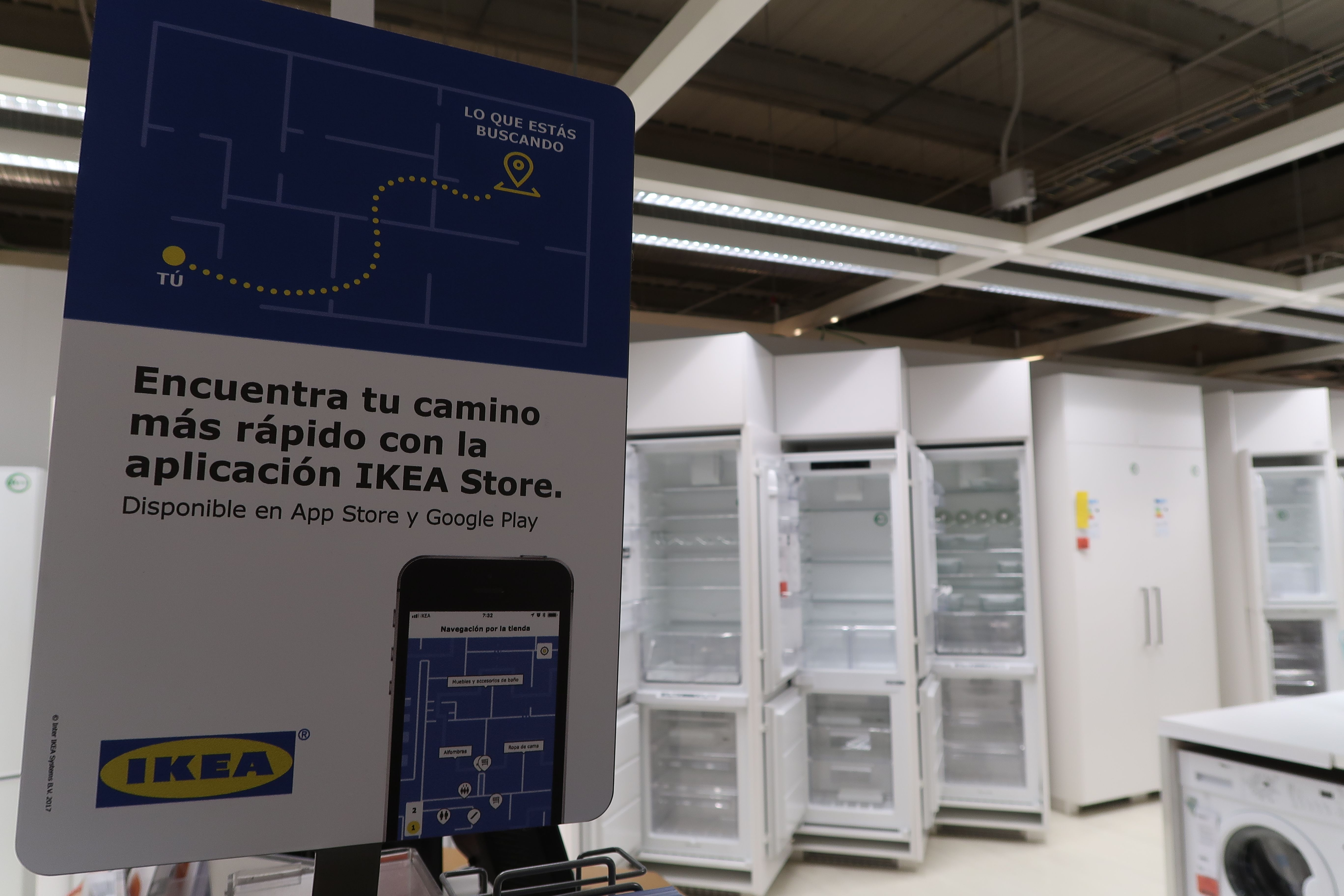 Ikea Mobile Omnichannel MHE 2018
