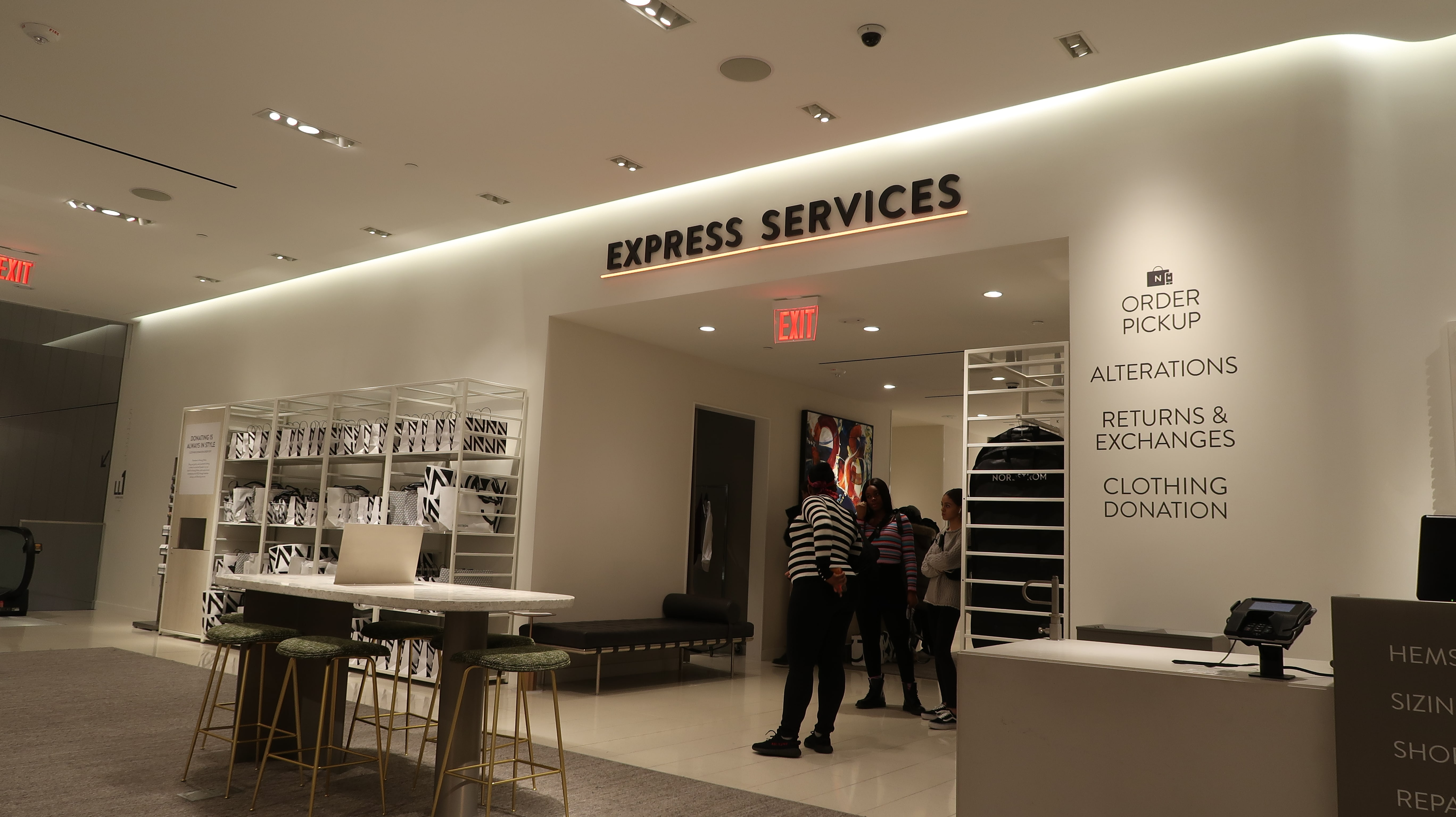 Nordstrom Express Services