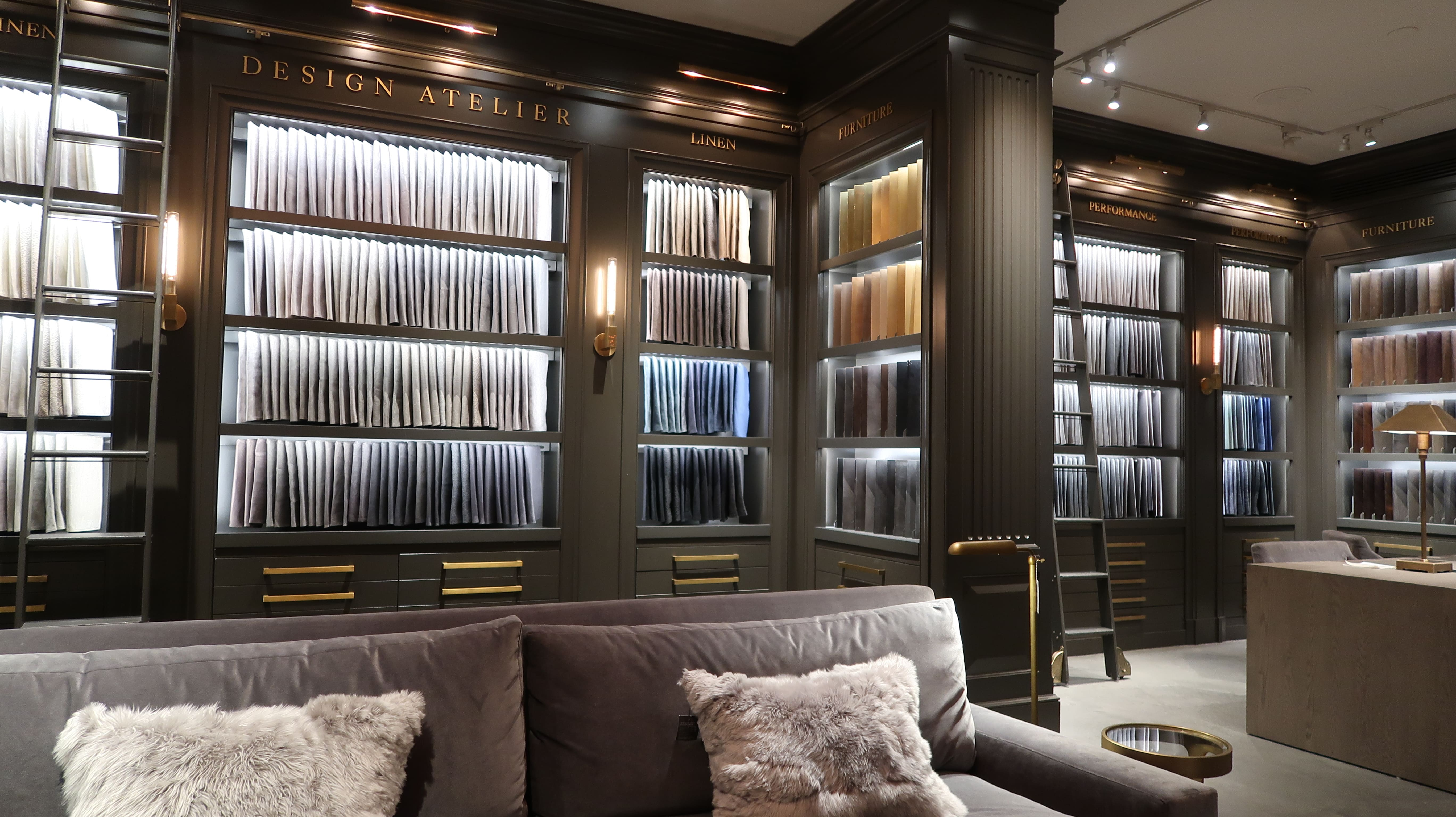Restoration Hardware Design Atelier
