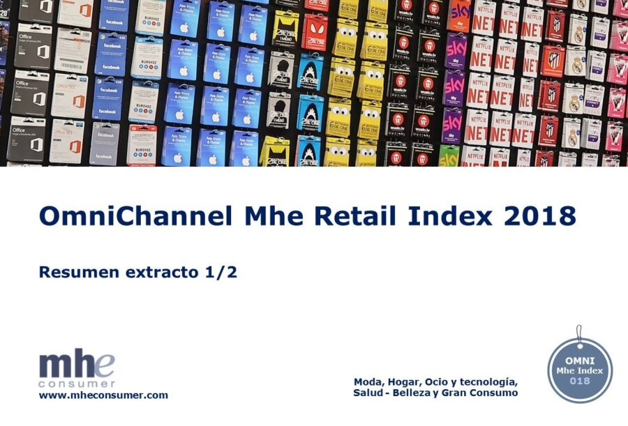 Resultados Omnichannel Mhe Retail Index 2018